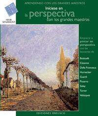 Iniciese En La Perspectiva Con Los Grandes Maestros - Henri Senarmont