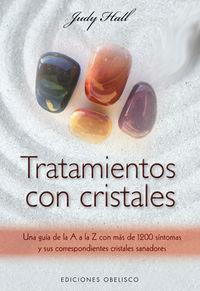 Tratamientos Con Cristales - Judy Hall
