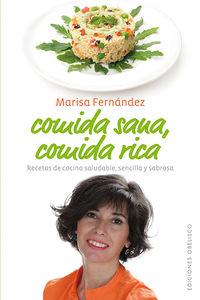 Comida Sana, Comida Rica - Cristina Fernandez Ovejo