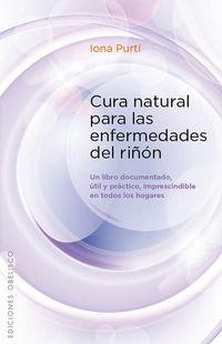 Cura Natural Para Las Enfermedades Del Riñon - Iona Purti