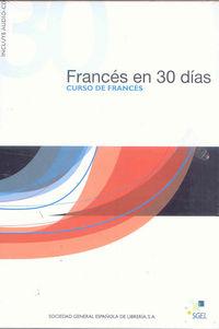 FRANCES EN 30 DIAS + CD
