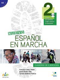 Nuevo Español En Marcha 2 Cuad (+cd) - Aa. Vv.