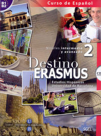 DESTINO ERASMUS 2 (+CD)