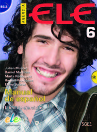 Agencia Ele 6 Cuad (+cd) - Aa. Vv.