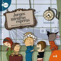 Juegos Mientras Esperas - Mireia Trius