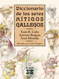 DICCIONARIO DE LOS SERES MITICOS GALLEGOS