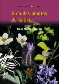 Guia Das Plantas De Galicia - Xose R. Garcia