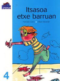 Itsasoa Etxe Barruan - Harkaitz Cano