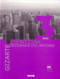 Dbh 3 -Gaztelu- Gizarte Zientziak - Batzuk