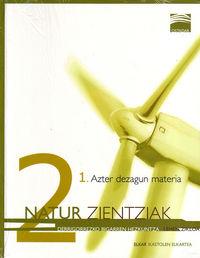 Dbh 2 - Ostadar - Natur Zientziak (pack 5) -