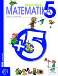 Lh 5 -txanela- Matematika - Batzuk