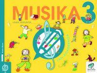 Lh 3 -txanela- Musika Lan Koadernoa - Batzuk