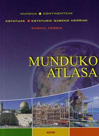 Munduko Atlasa -