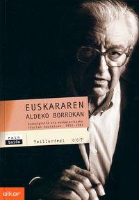 EUSKARAREN ALDEKO BORROKAN