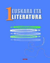 Batx 1 - Euskara Eta Literatura - Andres Alberdi