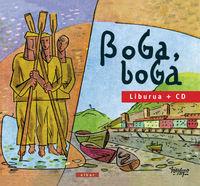 BOGA-BOGA (LIB+CD)
