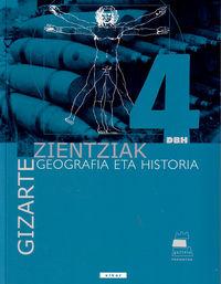DBH 4 -GAZTELU- GIZARTE ZIENTZIAK
