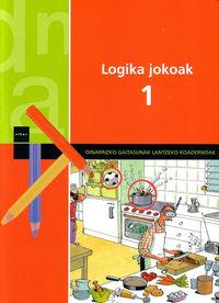 LOGIKA JOKOAK 1