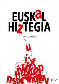 EUSKAL HIZTEGIA