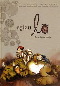 Egizu Lo - Lotarako Ipuinak - Igerabide / Cano / Ormazabal