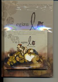 EGIZU LO (LIB+CD) - LOTARAKO IPUINAK ETA KANTAK