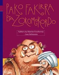 PAKO FAKIRRA ETA ZOKOMOKORDO