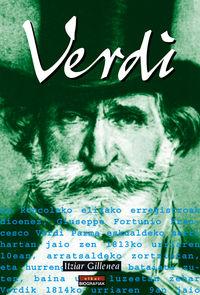 verdi - Itziar Gillenea