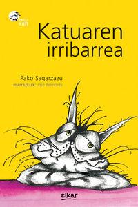Katuaren Irribarrea - Pako Sagarzazu