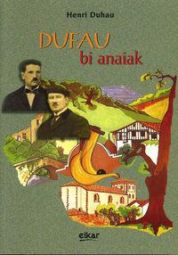 Dufau Bi Anaiak - Henri Duhau