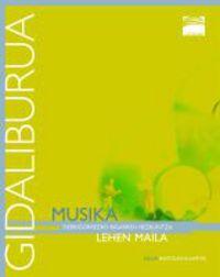 Dbh 1 - Ostadar - Musika Gida -