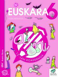 Lh 6 - Txanela - Euskara Lan Koad 13 - Batzuk