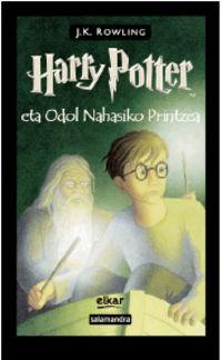 Harry Potter Eta Odol Nahasiko Printzea - J. K. Rowling