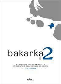 BAKARKA 2 (+ ERANTZUNAK)