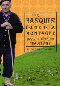 BASQUES, LES - PEUPLE DE LA MONTAGNE