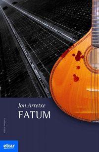 Fatum - Jon Arretxe