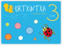 URTXINTXA 3 - IKASLEAREN KARPETA (6 LAN KOAD. )