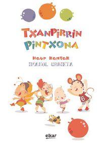 TXANPIRRIN PINTXONA - HAUR KANTAK (+CD)