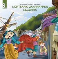 ILUSTRAZIOA - KORTSARIO ZAHARRAREN NEGARRA