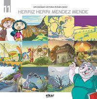 HERRIZ HERRI, MENDEZ MENDE