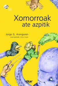 Xomorroak Ate Azpitik - Jorge Gonzalez Aranguren
