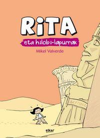 Rita Eta Hilobi-Lapurrak - Mikel Valverde Tejedor