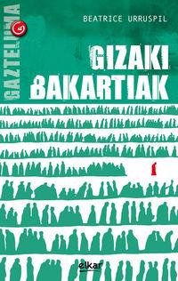 Gizaki Bakartiak - Beatrice Urruspil