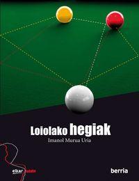 Loiolako Hegiak - Imanol Murua Uria