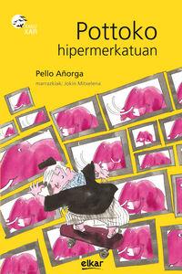 POTTOKO HIPERMERKATUAN