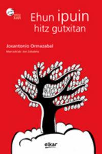 EHUN IPUIN HITZ GUTXITAN