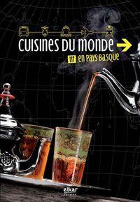 Cuisines Du Monde En Pays Basque - Aa. Vv.