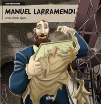 MANUEL LARRAMENDI - EZINA EKINEZ EGINA