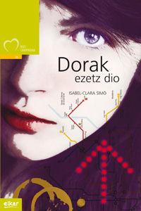 Dorak Ezetz Dio - Isabel-Clara Simo