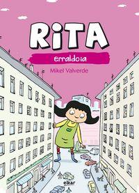 Rita Erraldoia - Mikel Valverde Tejedor