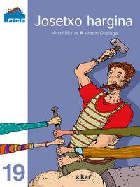 Josetxo Hargina - Mitxel  Murua Irigoien  /  Antton   Olariaga Aranburu (il)